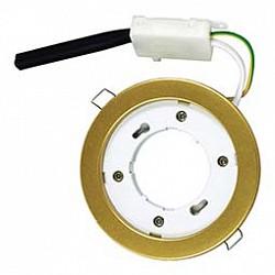 Встраиваемый светильник NovotechКруглые<br>Артикул - NV_369887,Бренд - Novotech (Венгрия),Коллекция - Tablet,Гарантия, месяцы - 24,Время изготовления, дней - 1,Диаметр, мм - 100,Тип лампы - компактная люминесцентная [КЛЛ] ИЛИсветодиодная [LED],Общее кол-во ламп - 1,Напряжение питания лампы, В - 220,Максимальная мощность лампы, Вт - 15,Лампы в комплекте - отсутствуют,Цвет плафонов и подвесок - золото,Тип поверхности плафонов - глянцевый,Материал плафонов и подвесок - полимер,Цвет арматуры - золото,Тип поверхности арматуры - глянцевый,Материал арматуры - полимер,Форма и тип колбы - круглая плоская с рефлектором,Тип цоколя лампы - GX53,Класс электробезопасности - II,Общая мощность, Вт - 15,Степень пылевлагозащиты, IP - 20,Диапазон рабочих температур - комнатная температура<br>