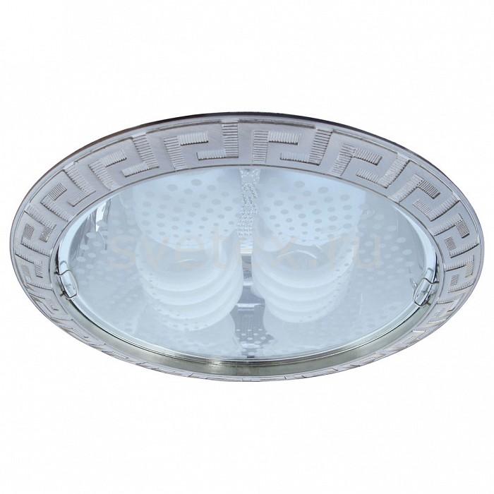 Встраиваемый светильник Arte LampСветильники<br>Артикул - AR_A8015PL-2SS,Бренд - Arte Lamp (Италия),Коллекция - Technika,Гарантия, месяцы - 24,Время изготовления, дней - 1,Глубина, мм - 115,Диаметр, мм - 230,Размер врезного отверстия, мм - 215,Размер упаковки, мм - 250x130x240,Тип лампы - компактная люминесцентная [КЛЛ],Общее кол-во ламп - 2,Напряжение питания лампы, В - 220,Максимальная мощность лампы, Вт - 26,Цвет лампы - белый теплый,Лампы в комплекте - компактные люминесцентные [КЛЛ] E27,Цвет плафонов и подвесок - неокрашенный,Тип поверхности плафонов - прозрачный,Материал плафонов и подвесок - стекло,Цвет арматуры - серебро,Тип поверхности арматуры - матовый,Материал арматуры - дюралюминий,Количество плафонов - 1,Форма и тип колбы - витая трубка,Тип цоколя лампы - E27,Цветовая температура, K - 3000 K,Экономичнее лампы накаливания - в 5 раз,Класс электробезопасности - I,Общая мощность, Вт - 52,Степень пылевлагозащиты, IP - 23,Диапазон рабочих температур - комнатная температура<br>