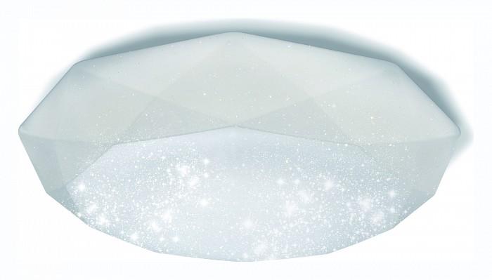 Накладной светильник MantraКруглые<br>Артикул - MN_3679,Бренд - Mantra (Испания),Коллекция - Diamante,Гарантия, месяцы - 24,Высота, мм - 140,Диаметр, мм - 585,Тип лампы - светодиодная [LED],Общее кол-во ламп - 1,Максимальная мощность лампы, Вт - 55,Цвет лампы - белый теплый - белый дневной,Лампы в комплекте - светодиодная [LED],Цвет плафонов и подвесок - белый,Тип поверхности плафонов - матовый,Материал плафонов и подвесок - акрил,Цвет арматуры - хром,Тип поверхности арматуры - матовый,Материал арматуры - металл,Количество плафонов - 1,Наличие выключателя, диммера или пульта ДУ - пульт ДУ,Цветовая температура, K - 3000 - 6500 K,Световой поток, лм - 3800,Экономичнее лампы накаливания - в 4.4 раза,Светоотдача, лм/Вт - 69,Класс электробезопасности - II,Напряжение питания, В - 220,Степень пылевлагозащиты, IP - 20,Диапазон рабочих температур - комнатная температура,Дополнительные параметры - способ крепления светильника к потолку - на монтажной пластине<br>