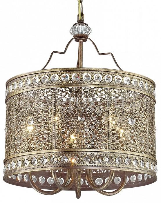 Подвесной светильник FavouriteСветодиодные<br>Артикул - FV_1626-5P,Бренд - Favourite (Германия),Коллекция - Karma,Гарантия, месяцы - 24,Высота, мм - 500-1250,Диаметр, мм - 350,Тип лампы - компактная люминесцентная [КЛЛ] ИЛИнакаливания ИЛИсветодиодная [LED],Общее кол-во ламп - 5,Напряжение питания лампы, В - 220,Максимальная мощность лампы, Вт - 40,Лампы в комплекте - отсутствуют,Цвет плафонов и подвесок - коричневый, неокрашенный,Тип поверхности плафонов - матовый, прозрачный,Материал плафонов и подвесок - металл, хрусталь,Цвет арматуры - коричневый,Тип поверхности арматуры - матовый,Материал арматуры - металл,Количество плафонов - 1,Возможность подлючения диммера - можно, если установить лампу накаливания,Тип цоколя лампы - E14,Класс электробезопасности - I,Общая мощность, Вт - 200,Степень пылевлагозащиты, IP - 20,Диапазон рабочих температур - комнатная температура,Дополнительные параметры - способ крепления светильника к потолку - на монтажной пластине, регулируется по высоте<br>