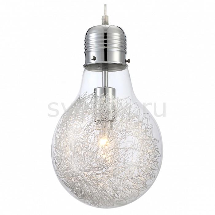 Подвесной светильник GloboСветодиодные<br>Артикул - GB_15039,Бренд - Globo (Австрия),Коллекция - Felix,Гарантия, месяцы - 24,Высота, мм - 1500,Диаметр, мм - 220,Размер упаковки, мм - 160x160x320,Тип лампы - светодиодная [LED],Общее кол-во ламп - 1,Напряжение питания лампы, В - 220,Максимальная мощность лампы, Вт - 4,Цвет лампы - белый теплый,Лампы в комплекте - светодиодная [LED] E27,Цвет плафонов и подвесок - неокрашенный,Тип поверхности плафонов - прозрачный,Материал плафонов и подвесок - стекло,Цвет арматуры - хром,Тип поверхности арматуры - глянцевый,Материал арматуры - металл,Количество плафонов - 1,Возможность подлючения диммера - нельзя,Форма и тип колбы - груша круглая,Тип цоколя лампы - E27,Цветовая температура, K - 3000 K,Световой поток, лм - 400,Экономичнее лампы накаливания - в 10.5 раз,Светоотдача, лм/Вт - 100,Класс электробезопасности - I,Степень пылевлагозащиты, IP - 20,Диапазон рабочих температур - комнатная температура<br>