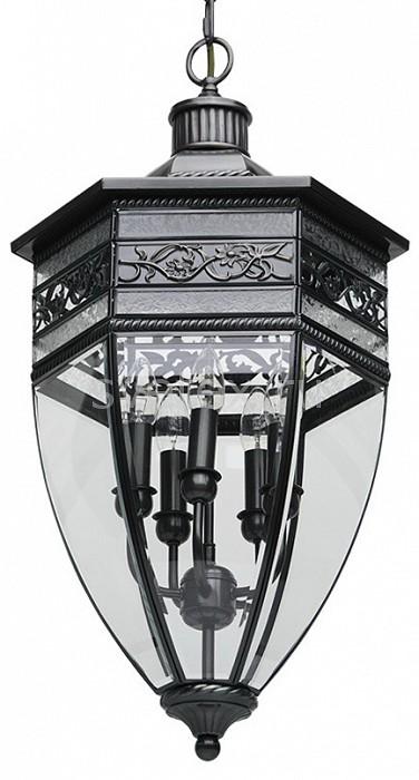 Подвесной светильник ChiaroСветильники<br>Артикул - CH_801010505,Бренд - Chiaro (Германия),Коллекция - Корсо 2, Корсо 2,Гарантия, месяцы - 24, 24,Высота, мм - 900-1900, 900-1900,Диаметр, мм - 400,Тип лампы - компактная люминесцентная [КЛЛ] ИЛИнакаливания ИЛИсветодиодная [LED],Общее кол-во ламп - 5,Напряжение питания лампы, В - 220,Максимальная мощность лампы, Вт - 60,Лампы в комплекте - отсутствуют,Цвет плафонов и подвесок - неокрашенный,Тип поверхности плафонов - прозрачный,Материал плафонов и подвесок - стекло,Цвет арматуры - черный, черный,Тип поверхности арматуры - глянцевый, рельефный,Материал арматуры - латунь,Количество плафонов - 1,Тип цоколя лампы - E14,Класс электробезопасности - I,Общая мощность, Вт - 300,Степень пылевлагозащиты, IP - 44,Диапазон рабочих температур - от -40^C до +40^C,Дополнительные параметры - способ крепления к потолку - на монтажной пластине, регулируется по высоте<br>