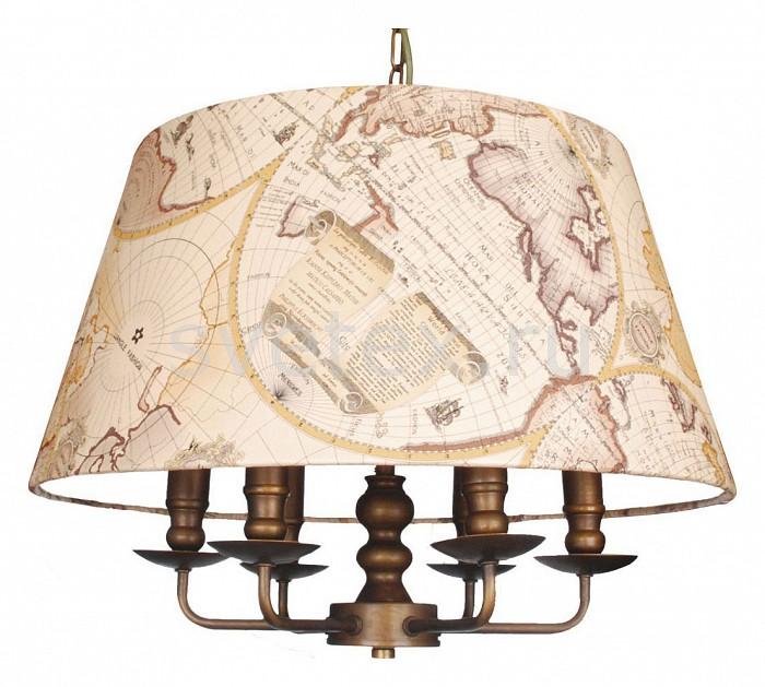 Фото Подвесной светильник Favourite Mappa 1122-6P