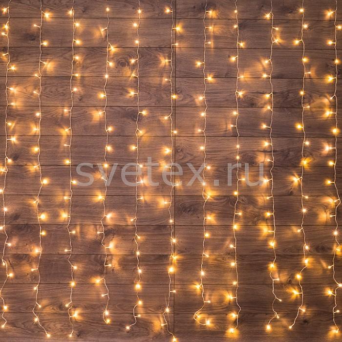 Фото Занавес световой Неон-Найт x 1.5 м x 1.5 м Home 235-036
