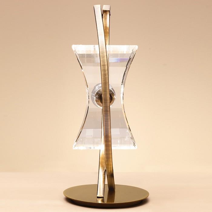 Настольная лампа MantraСтеклянный плафон<br>Артикул - MN_0875,Бренд - Mantra (Испания),Коллекция - Krom Cuero,Гарантия, месяцы - 24,Время изготовления, дней - 1,Высота, мм - 270,Диаметр, мм - 120,Тип лампы - галогеновая,Общее кол-во ламп - 1,Напряжение питания лампы, В - 220,Максимальная мощность лампы, Вт - 40,Цвет лампы - белый теплый,Лампы в комплекте - галогеновая G9,Цвет плафонов и подвесок - неокрашенный,Тип поверхности плафонов - прозрачный,Материал плафонов и подвесок - стекло,Цвет арматуры - латунь античная,Тип поверхности арматуры - сатин,Материал арматуры - металл,Количество плафонов - 1,Наличие выключателя, диммера или пульта ДУ - выключатель,Компоненты, входящие в комплект - провод электропитания с вилкой без заземления,Форма и тип колбы - пальчиковая,Тип цоколя лампы - G9,Цветовая температура, K - 2800 - 3200 K,Экономичнее лампы накаливания - на 50%,Класс электробезопасности - II,Степень пылевлагозащиты, IP - 20,Диапазон рабочих температур - комнатная температура<br>