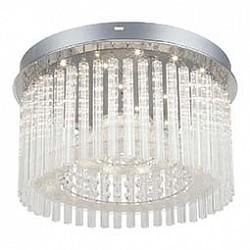 Накладной светильник GloboСветодиодные<br>Артикул - GB_68568-18,Бренд - Globo (Австрия),Коллекция - Joyce,Гарантия, месяцы - 24,Высота, мм - 230,Диаметр, мм - 370,Размер упаковки, мм - 420х420х105,Тип лампы - светодиодная [LED],Общее кол-во ламп - 1,Напряжение питания лампы, В - 220,Максимальная мощность лампы, Вт - 18,Лампы в комплекте - светодиодная [LED],Цвет плафонов и подвесок - неокрашенный,Тип поверхности плафонов - прозрачный,Материал плафонов и подвесок - стекло,Цвет арматуры - хром,Тип поверхности арматуры - глянцевый, металлик,Материал арматуры - металл,Возможность подлючения диммера - нельзя,Класс электробезопасности - I,Степень пылевлагозащиты, IP - 20,Диапазон рабочих температур - комнатная температура,Дополнительные параметры - способ крепления светильника к потолку – на монтажной пластине<br>