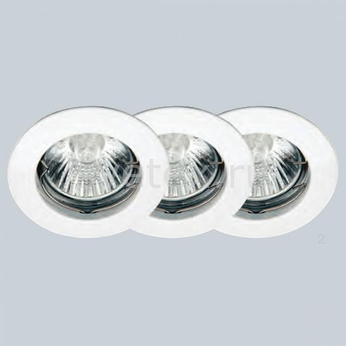 Фото Комплект из 3 встраиваемых светильников Brilliant Felizia G94508A05