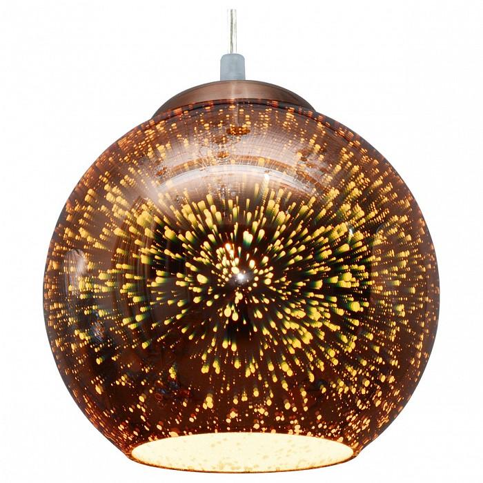 Подвесной светильник LussoleБарные<br>Артикул - LSP-0198,Бренд - Lussole (Италия),Коллекция - Loft,Гарантия, месяцы - 24,Высота, мм - 180-1200,Диаметр, мм - 200,Тип лампы - компактная люминесцентная [КЛЛ] ИЛИнакаливания ИЛИсветодиодная [LED],Общее кол-во ламп - 1,Напряжение питания лампы, В - 220,Максимальная мощность лампы, Вт - 60,Лампы в комплекте - отсутствуют,Цвет плафонов и подвесок - медный,Тип поверхности плафонов - глянцевый,Материал плафонов и подвесок - стекло,Цвет арматуры - медный,Тип поверхности арматуры - матовый,Материал арматуры - металл,Количество плафонов - 1,Возможность подлючения диммера - можно, если установить лампу накаливания,Тип цоколя лампы - E27,Класс электробезопасности - I,Степень пылевлагозащиты, IP - 20,Диапазон рабочих температур - комнатная температура,Дополнительные параметры - способ крепления светильника к потолку - на монтажной пластине<br>