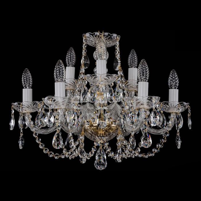 Фото Подвесная люстра Bohemia Ivele Crystal 1406 1406/6_3/195/G