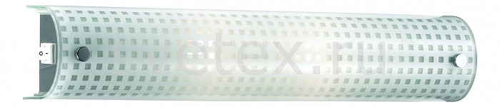 Накладной светильник SonexСветодиодные<br>Артикул - SN_2342,Бренд - Sonex (Россия),Коллекция - Alpi,Гарантия, месяцы - 24,Длина, мм - 450,Ширина, мм - 70,Выступ, мм - 70,Размер упаковки, мм - 110x390x120,Тип лампы - компактная люминесцентная [КЛЛ] ИЛИнакаливания ИЛИсветодиодная [LED],Общее кол-во ламп - 2,Напряжение питания лампы, В - 220,Максимальная мощность лампы, Вт - 40,Лампы в комплекте - отсутствуют,Цвет плафонов и подвесок - белый с неокрашенным рисунком,Тип поверхности плафонов - матовый, прозрачный,Материал плафонов и подвесок - стекло,Цвет арматуры - хром,Тип поверхности арматуры - глянцевый,Материал арматуры - металл,Количество плафонов - 1,Наличие выключателя, диммера или пульта ДУ - выключатель,Тип цоколя лампы - E14,Класс электробезопасности - II,Общая мощность, Вт - 80,Степень пылевлагозащиты, IP - 20,Диапазон рабочих температур - комнатная температура,Дополнительные параметры - способ крепления светильника на стене - на монтажной пластине, светильник предназначен для использования со скрытой проводкой<br>