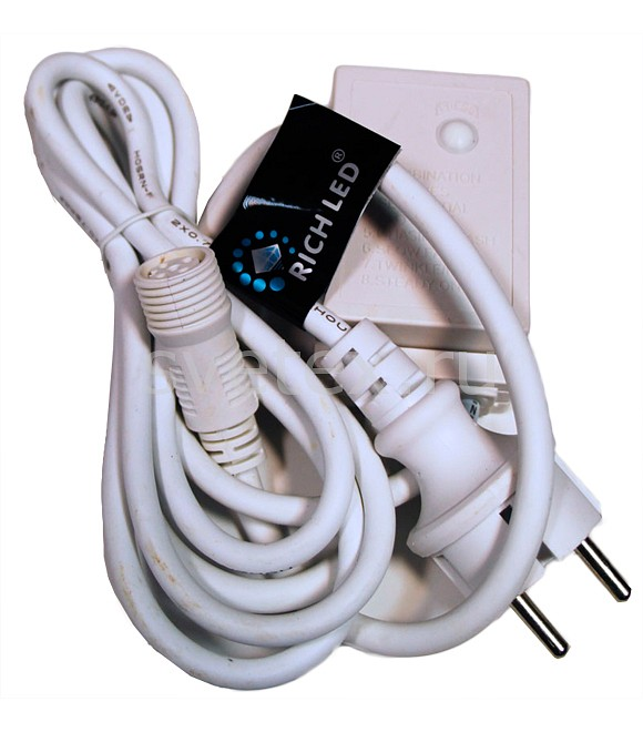 Фото Провод электропитания RichLED RL-Cn4 RL-Cn4-220