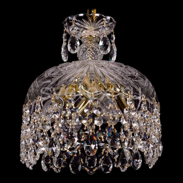 Фото Подвесной светильник Bohemia Ivele Crystal 7711 7711/25/G