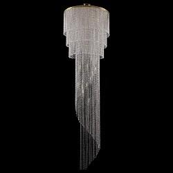 Люстра на штанге Bohemia Ivele CrystalБолее 6 ламп<br>Артикул - BI_8311_80_350_G,Бренд - Bohemia Ivele Crystal (Чехия),Коллекция - 8311,Гарантия, месяцы - 24,Высота, мм - 3500,Диаметр, мм - 800,Размер упаковки, мм - 710x710x350,Тип лампы - компактная люминесцентная [КЛЛ] ИЛИнакаливания ИЛИсветодиодная [LED],Общее кол-во ламп - 18,Напряжение питания лампы, В - 220,Максимальная мощность лампы, Вт - 40,Лампы в комплекте - отсутствуют,Цвет плафонов и подвесок - неокрашенный,Тип поверхности плафонов - прозрачный,Материал плафонов и подвесок - хрусталь,Цвет арматуры - золото,Тип поверхности арматуры - глянцевый,Материал арматуры - латунь,Возможность подлючения диммера - можно, если установить лампу накаливания,Тип цоколя лампы - E14,Класс электробезопасности - I,Общая мощность, Вт - 720,Степень пылевлагозащиты, IP - 20,Диапазон рабочих температур - комнатная температура,Дополнительные параметры - способ крепления светильника к потолку - на крюке<br>