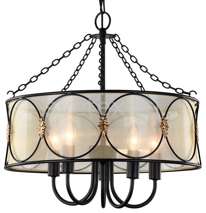Подвесной светильник FavouriteСветодиодные<br>Артикул - FV_1579-5PC,Бренд - Favourite (Германия),Коллекция - Dubai,Гарантия, месяцы - 24,Высота, мм - 495-1495,Диаметр, мм - 500,Тип лампы - компактная люминесцентная [КЛЛ] ИЛИнакаливания ИЛИсветодиодная [LED],Общее кол-во ламп - 5,Напряжение питания лампы, В - 220,Максимальная мощность лампы, Вт - 40,Лампы в комплекте - отсутствуют,Цвет плафонов и подвесок - янтарный,Тип поверхности плафонов - матовый,Материал плафонов и подвесок - винил, органза,Цвет арматуры - золото, коричневый,Тип поверхности арматуры - матовый,Материал арматуры - металл,Количество плафонов - 1,Возможность подлючения диммера - можно, если установить лампу накаливания,Тип цоколя лампы - E14,Класс электробезопасности - I,Общая мощность, Вт - 200,Степень пылевлагозащиты, IP - 20,Диапазон рабочих температур - комнатная температура,Дополнительные параметры - способ крепления к потолку - на крюке, регулируется по высоте<br>