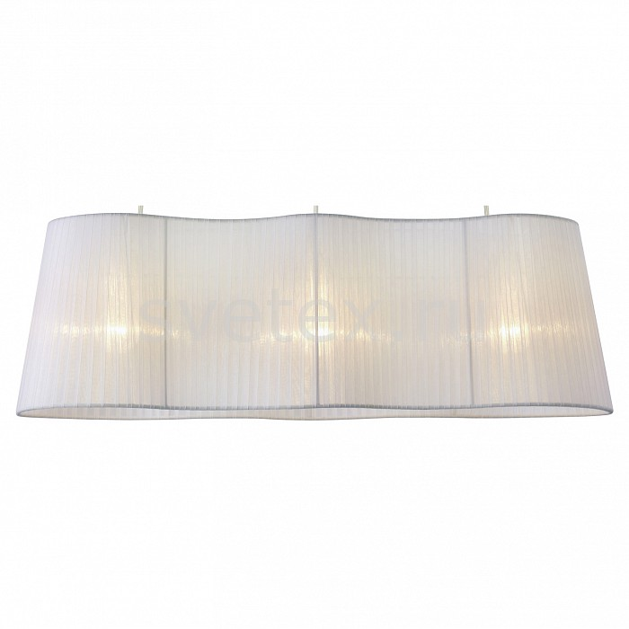 Подвесной светильник markslojdСветодиодные<br>Артикул - ML_104330,Бренд - markslojd (Швеция),Коллекция - Visingso,Гарантия, месяцы - 24,Длина, мм - 765,Ширина, мм - 260,Высота, мм - 1200,Размер упаковки, мм - 280x520x800,Тип лампы - компактная люминесцентная [КЛЛ] ИЛИнакаливания ИЛИсветодиодная [LED],Общее кол-во ламп - 3,Напряжение питания лампы, В - 220,Максимальная мощность лампы, Вт - 60,Лампы в комплекте - отсутствуют,Цвет плафонов и подвесок - белый,Тип поверхности плафонов - матовый,Материал плафонов и подвесок - текстиль,Цвет арматуры - хром,Тип поверхности арматуры - глянцевый,Материал арматуры - металл,Количество плафонов - 1,Возможность подлючения диммера - можно, если установить лампу накаливания,Тип цоколя лампы - E27,Класс электробезопасности - I,Общая мощность, Вт - 180,Степень пылевлагозащиты, IP - 20,Диапазон рабочих температур - комнатная температура,Дополнительные параметры - способ крепления светильника к потолку - на монтажной пластине<br>
