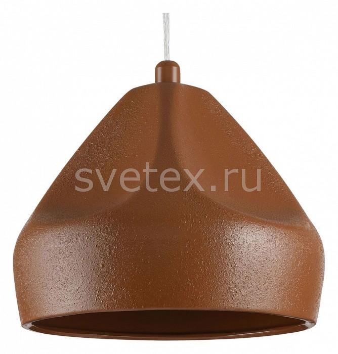 Подвесной светильник MaytoniБарные<br>Артикул - MY_MOD832-11-G,Бренд - Maytoni (Германия),Коллекция - Arcilla,Гарантия, месяцы - 24,Высота, мм - 200-1700,Диаметр, мм - 235,Размер упаковки, мм - 335x335x280,Тип лампы - компактная люминесцентная [КЛЛ] ИЛИнакаливания ИЛИсветодиодная [LED],Общее кол-во ламп - 1,Напряжение питания лампы, В - 220,Максимальная мощность лампы, Вт - 60,Лампы в комплекте - отсутствуют,Цвет плафонов и подвесок - коричневый,Тип поверхности плафонов - матовый,Материал плафонов и подвесок - керамика,Цвет арматуры - коричневый,Тип поверхности арматуры - матовый,Материал арматуры - металл,Количество плафонов - 1,Возможность подлючения диммера - можно, если установить лампу накаливания,Тип цоколя лампы - E27,Класс электробезопасности - I,Степень пылевлагозащиты, IP - 20,Диапазон рабочих температур - комнатная температура,Дополнительные параметры - способ крепления светильника к потолку - на монтажной пластине, регулируется по высоте<br>