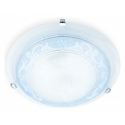 Накладной светильник TopLightКруглые<br>Артикул - TPL_TL9091Y-02BL,Бренд - TopLight (Россия),Коллекция - Elizabeth,Гарантия, месяцы - 24,Диаметр, мм - 300,Размер упаковки, мм - 350x120x350,Тип лампы - компактная люминесцентная [КЛЛ] ИЛИнакаливания ИЛИсветодиодная [LED],Общее кол-во ламп - 2,Напряжение питания лампы, В - 220,Максимальная мощность лампы, Вт - 60,Лампы в комплекте - отсутствуют,Цвет плафонов и подвесок - белый с голубым орнаментом,Тип поверхности плафонов - матовый,Материал плафонов и подвесок - стекло,Цвет арматуры - хром,Тип поверхности арматуры - глянцевый,Материал арматуры - металл,Возможность подлючения диммера - можно, если установить лампу накаливания,Тип цоколя лампы - E27,Класс электробезопасности - I,Общая мощность, Вт - 120,Степень пылевлагозащиты, IP - 20,Диапазон рабочих температур - комнатная температура,Дополнительные параметры - способ крепления светильника к потолку и к стене - на монтажной пластине<br>