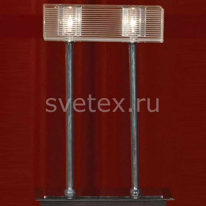 Фото Настольная лампа декоративная Lussole G9 220В 40Вт 2800 - 3200 K Notte-di-Luna LSF-1304-02