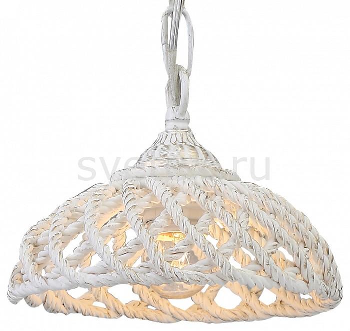 Фото Подвесной светильник Arte Lamp Twisted A5358SP-1WG