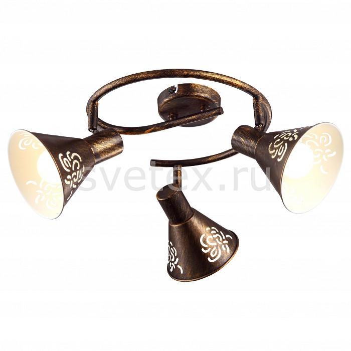 Спот Arte LampСпоты<br>Артикул - AR_A5218PL-3BR,Бренд - Arte Lamp (Италия),Коллекция - Cono,Гарантия, месяцы - 24,Выступ, мм - 220,Диаметр, мм - 840,Размер упаковки, мм - 290x270x190,Тип лампы - компактная люминесцентная [КЛЛ] ИЛИнакаливания ИЛИсветодиодная [LED],Общее кол-во ламп - 3,Напряжение питания лампы, В - 220,Максимальная мощность лампы, Вт - 40,Лампы в комплекте - отсутствуют,Цвет плафонов и подвесок - коричневый,Тип поверхности плафонов - сатин,Материал плафонов и подвесок - металл,Цвет арматуры - коричневый,Тип поверхности арматуры - сатин,Материал арматуры - металл,Количество плафонов - 3,Возможность подлючения диммера - можно, если установить лампу накаливания,Тип цоколя лампы - E14,Класс электробезопасности - I,Общая мощность, Вт - 120,Степень пылевлагозащиты, IP - 20,Диапазон рабочих температур - комнатная температура,Дополнительные параметры - способ крепления светильника к потолку и стене – на монтажной пластине, поворотный светильник<br>