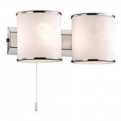 Бра Odeon LightБолее 1 лампы<br>Артикул - OD_2182_2W,Бренд - Odeon Light (Италия),Коллекция - Palu,Гарантия, месяцы - 24,Время изготовления, дней - 1,Высота, мм - 95,Тип лампы - галогеновая,Общее кол-во ламп - 2,Напряжение питания лампы, В - 220,Максимальная мощность лампы, Вт - 40,Лампы в комплекте - галогеновые G9,Цвет плафонов и подвесок - белый,Тип поверхности плафонов - матовый,Материал плафонов и подвесок - стекло,Цвет арматуры - хром,Тип поверхности арматуры - глянцевый,Материал арматуры - металл,Возможность подлючения диммера - можно,Форма и тип колбы - пальчиковая,Тип цоколя лампы - G9,Класс электробезопасности - I,Общая мощность, Вт - 80,Степень пылевлагозащиты, IP - 20,Диапазон рабочих температур - комнатная температура,Дополнительные параметры - светильник предназначен для использования со скрытой проводкой<br>