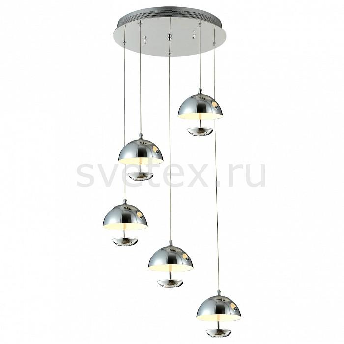 Подвесная люстра MaytoniМеталлические плафоны<br>Артикул - MY_MOD209-05-N,Бренд - Maytoni (Германия),Коллекция - Perseus,Гарантия, месяцы - 24,Высота, мм - 1420,Диаметр, мм - 440,Тип лампы - светодиодная [LED],Общее кол-во ламп - 5,Максимальная мощность лампы, Вт - 4.8,Цвет лампы - белый,Лампы в комплекте - светодиодные [LED],Цвет плафонов и подвесок - хром,Тип поверхности плафонов - глянцевый,Материал плафонов и подвесок - металл,Цвет арматуры - хром,Тип поверхности арматуры - глянцевый,Материал арматуры - металл,Количество плафонов - 5,Возможность подлючения диммера - нельзя,Цветовая температура, K - 4000 K,Экономичнее лампы накаливания - в 10 раз,Класс электробезопасности - I,Напряжение питания, В - 220,Общая мощность, Вт - 24,Степень пылевлагозащиты, IP - 20,Диапазон рабочих температур - комнатная температура,Дополнительные параметры - способ крепления светильника к потолку – на монтажной пластине, регулируется по высоте<br>