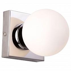 Накладной светильник Arte LampКвадратные<br>Артикул - AR_A9504AP-1CC,Бренд - Arte Lamp (Италия),Коллекция - Aqua,Гарантия, месяцы - 24,Время изготовления, дней - 1,Тип лампы - галогеновая,Общее кол-во ламп - 1,Напряжение питания лампы, В - 220,Максимальная мощность лампы, Вт - 33,Лампы в комплекте - галогеновая G9,Цвет плафонов и подвесок - белый,Тип поверхности плафонов - матовый,Материал плафонов и подвесок - стекло,Цвет арматуры - хром,Тип поверхности арматуры - глянцевый,Материал арматуры - металл,Форма и тип колбы - пальчиковая,Тип цоколя лампы - G9,Класс электробезопасности - I,Степень пылевлагозащиты, IP - 44,Диапазон рабочих температур - комнатная температура<br>