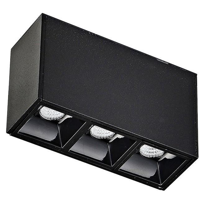 Накладной светильник DonoluxШинные<br>Артикул - do_dl18781_03m_black,Бренд - Donolux (Китай),Коллекция - DL1878,Гарантия, месяцы - 24,Длина, мм - 94,Ширина, мм - 34,Выступ, мм - 56,Тип лампы - светодиодная [LED],Общее кол-во ламп - 1,Напряжение питания лампы, В - 24,Максимальная мощность лампы, Вт - 3,Цвет лампы - белый теплый,Лампы в комплекте - светодиодная [LED],Цвет арматуры - черный,Тип поверхности арматуры - матовый,Материал арматуры - металл,Необходимые компоненты - возможность диммирования при помощи: контроллеров - LT-701-12A 0/1-10V ИЛИ DL18311/controller 12-36VDCблоков со встроенным диммером 1-10V — HF-100-24V IP67 ИЛИ HF-150-24V IP67 ИЛИ HF-250-24V IP67,Компоненты, входящие в комплект - нет,Цветовая температура, K - 3000 K,Световой поток, лм - 200,Экономичнее лампы накаливания - в 8.3 раза,Светоотдача, лм/Вт - 67,Класс электробезопасности - III,Степень пылевлагозащиты, IP - 20,Диапазон рабочих температур - комнатная температура,Индекс цветопередачи, % - 80,Дополнительные параметры - угол рассеивания: 23 °<br>