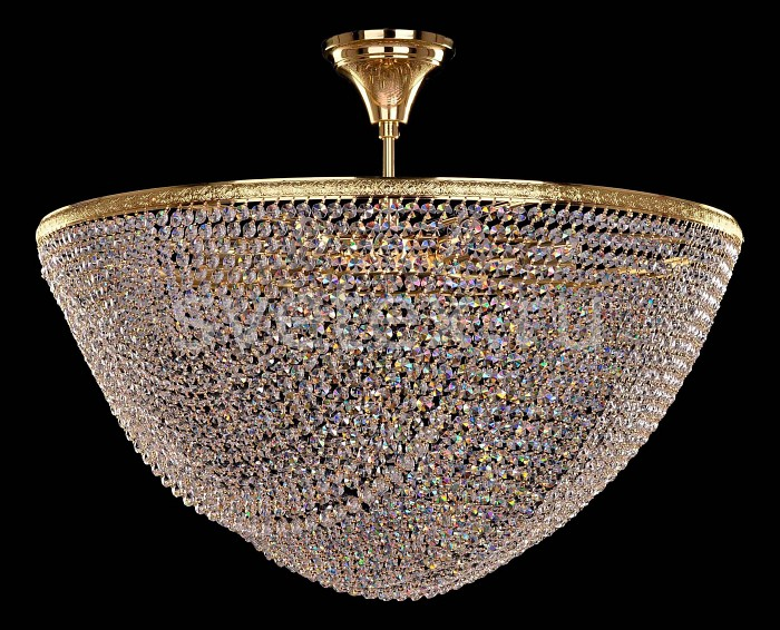 Фото Люстра на штанге Bohemia Ivele Crystal 1925 1925/75Z/G