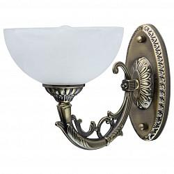 Бра MW-LightС 1 лампой<br>Артикул - MW_450027101,Бренд - MW-Light (Германия),Коллекция - Ариадна 24,Гарантия, месяцы - 24,Высота, мм - 210,Тип лампы - компактная люминесцентная [КЛЛ] ИЛИнакаливания ИЛИсветодиодная [LED],Общее кол-во ламп - 1,Напряжение питания лампы, В - 220,Максимальная мощность лампы, Вт - 60,Лампы в комплекте - отсутствуют,Цвет плафонов и подвесок - белый,Тип поверхности плафонов - матовый,Материал плафонов и подвесок - стекло,Цвет арматуры - бронза античная,Тип поверхности арматуры - матовый, рельефный,Материал арматуры - металл,Возможность подлючения диммера - можно, если установить лампу накаливания,Тип цоколя лампы - E14,Класс электробезопасности - I,Степень пылевлагозащиты, IP - 20,Диапазон рабочих температур - комнатная температура,Дополнительные параметры - светильник предназначен для использования со скрытой проводкой<br>