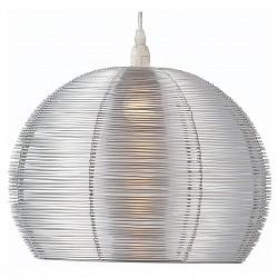 Подвесной светильник GloboБарные<br>Артикул - GB_15954,Бренд - Globo (Австрия),Коллекция - Matous,Гарантия, месяцы - 24,Высота, мм - 1895,Диаметр, мм - 350,Тип лампы - компактная люминесцентная [КЛЛ] ИЛИнакаливания ИЛИсветодиодная [LED],Общее кол-во ламп - 1,Напряжение питания лампы, В - 220,Максимальная мощность лампы, Вт - 60,Лампы в комплекте - отсутствуют,Цвет плафонов и подвесок - серый,Тип поверхности плафонов - матовый,Материал плафонов и подвесок - полимер,Цвет арматуры - алюминий,Тип поверхности арматуры - матовый,Материал арматуры - дюралюминий,Количество плафонов - 1,Возможность подлючения диммера - можно, если установить лампу накаливания,Тип цоколя лампы - E27,Класс электробезопасности - I,Степень пылевлагозащиты, IP - 20,Диапазон рабочих температур - комнатная температура<br>