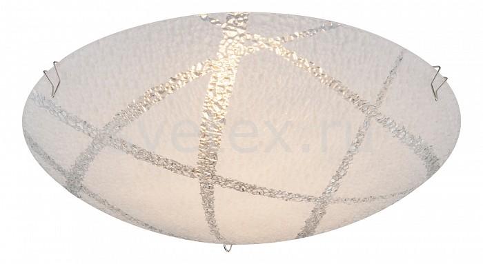 Накладной светильник GloboКруглые<br>Артикул - GB_48266-8,Бренд - Globo (Австрия),Коллекция - Ferdi,Гарантия, месяцы - 24,Высота, мм - 85,Диаметр, мм - 250,Размер упаковки, мм - 260х100х260,Тип лампы - светодиодная [LED],Общее кол-во ламп - 1,Напряжение питания лампы, В - 220,Максимальная мощность лампы, Вт - 8,Лампы в комплекте - светодиодная [LED],Цвет плафонов и подвесок - белый с неокрашенным рисунком,Тип поверхности плафонов - матовый,Материал плафонов и подвесок - стекло,Цвет арматуры - хром,Тип поверхности арматуры - глянцевый, металлик,Материал арматуры - металл,Количество плафонов - 1,Возможность подлючения диммера - нельзя,Световой поток, лм - 640,Экономичнее лампы накаливания - в 7, 5 раз,Светоотдача, лм/Вт - 80,Класс электробезопасности - I,Степень пылевлагозащиты, IP - 20,Диапазон рабочих температур - комнатная температура,Дополнительные параметры - способ крепления светильника к потолку – на монтажной пластине<br>