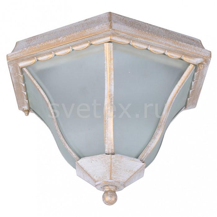 Фото Накладной светильник Arte Lamp Lanterns A1826PF A1826PF-2WG