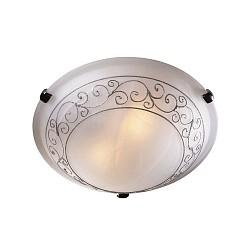 Накладной светильник SonexКруглые<br>Артикул - SN_332,Бренд - Sonex (Россия),Коллекция - Barocco Chromo,Гарантия, месяцы - 24,Диаметр, мм - 500,Тип лампы - компактная люминесцентная [КЛЛ] ИЛИнакаливания ИЛИсветодиодная [LED],Общее кол-во ламп - 3,Напряжение питания лампы, В - 220,Максимальная мощность лампы, Вт - 100,Лампы в комплекте - отсутствуют,Цвет плафонов и подвесок - белый алебастр с хромированным орнаментом,Тип поверхности плафонов - матовый,Материал плафонов и подвесок - стекло,Цвет арматуры - хром,Тип поверхности арматуры - глянцевый,Материал арматуры - металл,Возможность подлючения диммера - можно, если установить лампу накаливания,Тип цоколя лампы - E27,Класс электробезопасности - I,Общая мощность, Вт - 300,Степень пылевлагозащиты, IP - 20,Диапазон рабочих температур - комнатная температура<br>