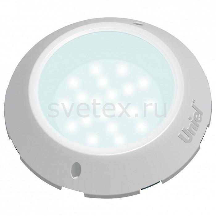 Встраиваемый в дорогу светильник UnielВстраиваемые в дорогу светильники<br>Артикул - UL_09416,Бренд - Uniel (Китай),Коллекция - Мобула,Гарантия, месяцы - 24,Выступ, мм - 25,Диаметр, мм - 125,Тип лампы - светодиодная [LED],Общее кол-во ламп - 1,Максимальная мощность лампы, Вт - 8,Цвет лампы - белый холодный,Лампы в комплекте - светодиодная [LED],Цвет плафонов и подвесок - неокрашенный,Тип поверхности плафонов - прозрачный,Материал плафонов и подвесок - стекло,Цвет арматуры - белый,Тип поверхности арматуры - матовый,Материал арматуры - полимер,Количество плафонов - 1,Цветовая температура, K - 4500 K,Световой поток, лм - 750,Экономичнее лампы накаливания - В 8.5 раза,Светоотдача, лм/Вт - 94,Ресурс лампы - 25 тыс. часов,Класс электробезопасности - I,Напряжение питания, В - 90-260,Степень пылевлагозащиты, IP - 54,Диапазон рабочих температур - от -40^C до +50^C<br>