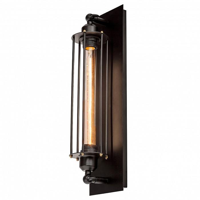 Накладной светильник Loft itСветодиодные<br>Артикул - LF_LOFT2113W,Бренд - Loft it (Испания),Коллекция - 113,Гарантия, месяцы - 24,Длина, мм - 450,Ширина, мм - 100,Тип лампы - компактная люминесцентная [КЛЛ] ИЛИнакаливания ИЛИсветодиодная [LED],Общее кол-во ламп - 1,Напряжение питания лампы, В - 220,Максимальная мощность лампы, Вт - 40,Лампы в комплекте - отсутствуют,Цвет арматуры - черный,Тип поверхности арматуры - матовый,Материал арматуры - металл,Возможность подлючения диммера - можно, если установить лампу накаливания,Тип цоколя лампы - E27,Класс электробезопасности - I,Степень пылевлагозащиты, IP - 20,Диапазон рабочих температур - комнатная температура,Дополнительные параметры - способ крепления светильника к стене – на монтажной пластине, светильник предназначен для использования со скрытой проводкой<br>