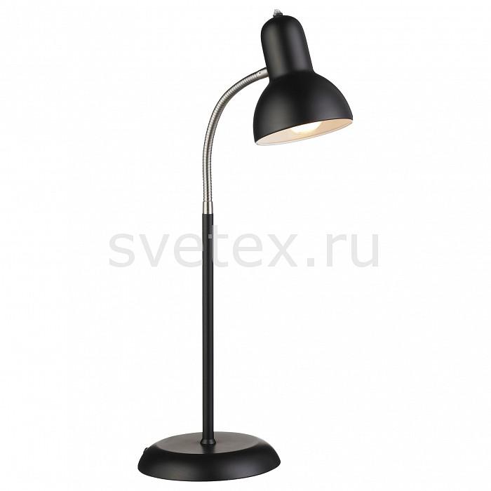 Настольная лампа markslojdТочечные светильники<br>Артикул - ML_104339,Бренд - markslojd (Швеция),Коллекция - Tingsryd,Гарантия, месяцы - 24,Высота, мм - 610,Выступ, мм - 190,Размер упаковки, мм - 495x242x490,Тип лампы - компактная люминесцентная [КЛЛ] ИЛИнакаливания ИЛИсветодиодная [LED],Общее кол-во ламп - 1,Напряжение питания лампы, В - 220,Максимальная мощность лампы, Вт - 40,Лампы в комплекте - отсутствуют,Цвет плафонов и подвесок - черный,Тип поверхности плафонов - глянцевый,Материал плафонов и подвесок - металл,Цвет арматуры - белый, хром,Тип поверхности арматуры - глянцевый,Материал арматуры - металл,Количество плафонов - 1,Наличие выключателя, диммера или пульта ДУ - выключатель,Компоненты, входящие в комплект - провод электропитания с вилкой без заземления,Тип цоколя лампы - E14,Класс электробезопасности - II,Степень пылевлагозащиты, IP - 20,Диапазон рабочих температур - комнатная температура,Дополнительные параметры - поворотный светильник<br>