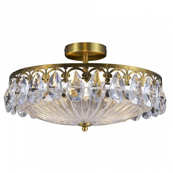 Светильник на штанге Crystal LuxКруглые<br>Артикул - CU_1310_105,Бренд - Crystal Lux (Испания),Коллекция - Canaria,Гарантия, месяцы - 24,Высота, мм - 210,Диаметр, мм - 430,Тип лампы - компактная люминесцентная [КЛЛ] ИЛИнакаливания ИЛИсветодиодная [LED],Общее кол-во ламп - 5,Напряжение питания лампы, В - 220,Максимальная мощность лампы, Вт - 60,Лампы в комплекте - отсутствуют,Цвет плафонов и подвесок - неокрашенный,Тип поверхности плафонов - прозрачный, рельефный,Материал плафонов и подвесок - стекло, хрусталь,Цвет арматуры - бронза,Тип поверхности арматуры - матовый,Материал арматуры - металл,Количество плафонов - 1,Возможность подлючения диммера - можно, если установить лампу накаливания,Тип цоколя лампы - E14,Класс электробезопасности - I,Общая мощность, Вт - 300,Степень пылевлагозащиты, IP - 20,Диапазон рабочих температур - комнатная температура,Дополнительные параметры - способ крепления светильника к потолку - на монтажной пластине<br>