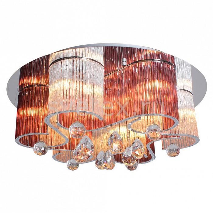 Накладной светильник Arte LampКруглые<br>Артикул - AR_A8562PL-15MG,Бренд - Arte Lamp (Италия),Коллекция - Ondata,Гарантия, месяцы - 24,Высота, мм - 250,Диаметр, мм - 600,Тип лампы - галогеновая,Общее кол-во ламп - 15,Напряжение питания лампы, В - 220,Максимальная мощность лампы, Вт - 33,Цвет лампы - белый теплый,Лампы в комплекте - галогеновые G9,Цвет плафонов и подвесок - коричневый, неокрашенный,Тип поверхности плафонов - прозрачный,Материал плафонов и подвесок - стекло, хрусталь,Цвет арматуры - хром,Тип поверхности арматуры - глянцевый,Материал арматуры - металл,Количество плафонов - 1,Возможность подлючения диммера - можно,Форма и тип колбы - пальчиковая,Тип цоколя лампы - G9,Цветовая температура, K - 2800 - 3200 K,Экономичнее лампы накаливания - на 50%,Класс электробезопасности - I,Общая мощность, Вт - 495,Степень пылевлагозащиты, IP - 20,Диапазон рабочих температур - комнатная температура,Дополнительные параметры - способ крепления светильника к потолку - на монтажной пластине<br>