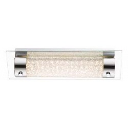 Накладной светильник GloboНакладные светильники<br>Артикул - GB_48503-8,Бренд - Globo (Австрия),Коллекция - Nimrod,Гарантия, месяцы - 24,Тип лампы - светодиодная [LED],Общее кол-во ламп - 1,Максимальная мощность лампы, Вт - 8,Лампы в комплекте - светодиодная [LED],Цвет плафонов и подвесок - неокрашенный,Тип поверхности плафонов - прозрачный,Материал плафонов и подвесок - стекло, хрусталь,Цвет арматуры - хром,Тип поверхности арматуры - глянцевый,Материал арматуры - металл,Возможность подлючения диммера - нельзя,Класс электробезопасности - I,Степень пылевлагозащиты, IP - 20,Диапазон рабочих температур - комнатная температура,Дополнительные параметры - способ крепления к потолку и стене - на монтажной пластине<br>