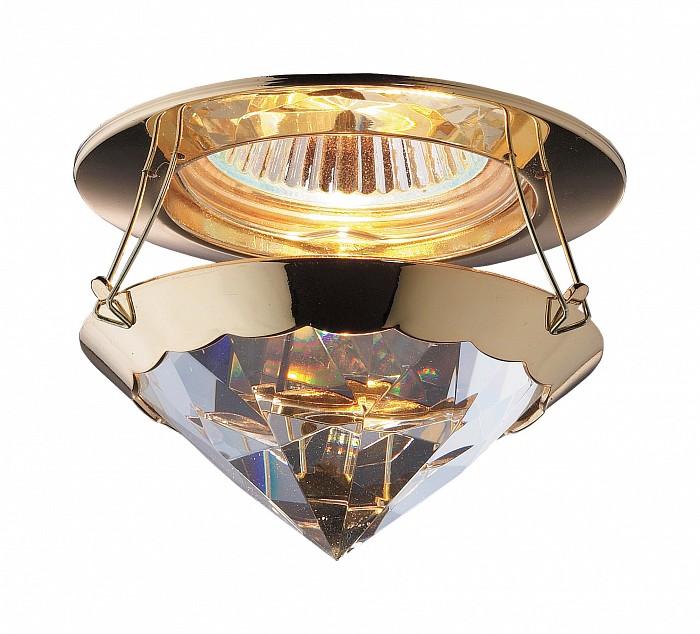 Фото Встраиваемый светильник Novotech Glam 369336