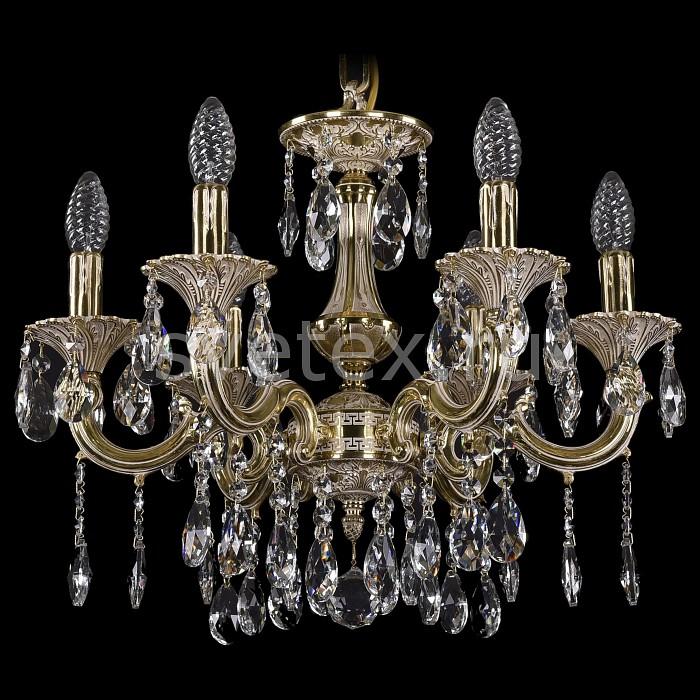 Подвесная люстра Bohemia Ivele Crystal5 или 6 ламп<br>Артикул - BI_1707_6_125_A_GI,Бренд - Bohemia Ivele Crystal (Чехия),Коллекция - 1707,Гарантия, месяцы - 24,Высота, мм - 350,Диаметр, мм - 420,Размер упаковки, мм - 450x450x200,Тип лампы - компактная люминесцентная [КЛЛ] ИЛИнакаливания ИЛИсветодиодная [LED],Общее кол-во ламп - 6,Напряжение питания лампы, В - 220,Максимальная мощность лампы, Вт - 40,Лампы в комплекте - отсутствуют,Цвет плафонов и подвесок - неокрашенный,Тип поверхности плафонов - прозрачный,Материал плафонов и подвесок - хрусталь,Цвет арматуры - золото, слоновая кость,Тип поверхности арматуры - глянцевый, рельефный,Материал арматуры - латунь,Возможность подлючения диммера - можно, если установить лампу накаливания,Форма и тип колбы - свеча ИЛИ свеча на ветру,Тип цоколя лампы - E14,Класс электробезопасности - I,Общая мощность, Вт - 240,Степень пылевлагозащиты, IP - 20,Диапазон рабочих температур - комнатная температура,Дополнительные параметры - способ крепления светильника к потолку - на крюке, указана высота светильника без подвеса<br>