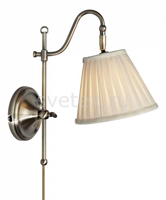 Бра markslojdСветодиодные<br>Артикул - ML_105917,Бренд - markslojd (Швеция),Коллекция - Charleston,Гарантия, месяцы - 24,Ширина, мм - 140,Высота, мм - 340,Выступ, мм - 200,Тип лампы - компактная люминесцентная [КЛЛ] ИЛИнакаливания ИЛИсветодиодная [LED],Общее кол-во ламп - 1,Напряжение питания лампы, В - 220,Максимальная мощность лампы, Вт - 40,Лампы в комплекте - отсутствуют,Цвет плафонов и подвесок - бежевый,Тип поверхности плафонов - матовый,Материал плафонов и подвесок - текстиль,Цвет арматуры - бронза,Тип поверхности арматуры - матовый,Материал арматуры - металл,Количество плафонов - 1,Возможность подлючения диммера - можно, если установить лампу накаливания,Тип цоколя лампы - E14,Класс электробезопасности - I,Степень пылевлагозащиты, IP - 20,Диапазон рабочих температур - комнатная температура,Дополнительные параметры - способ крепления светильника к стене  – на монтажной пластине, светильник предназначен для использования со скрытой проводкой, поворотный светильник<br>