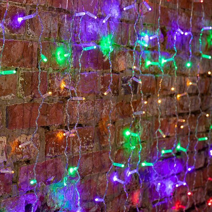 Фото Занавес световой Неон-Найт Светодиодный Дождь 235-309-6