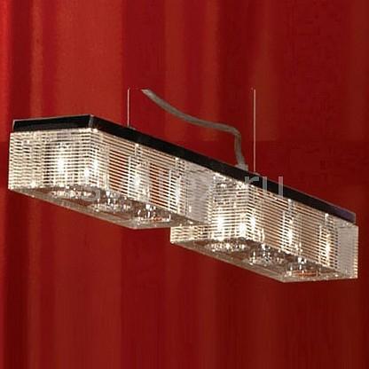 Подвесной светильник LussoleПодвесные светильники<br>Артикул - LSF-1303-06,Бренд - Lussole (Италия),Коллекция - Notte-di-Luna,Гарантия, месяцы - 24,Время изготовления, дней - 1,Длина, мм - 560,Ширина, мм - 80,Высота, мм - 1100,Тип лампы - галогеновая,Общее кол-во ламп - 6,Напряжение питания лампы, В - 220,Максимальная мощность лампы, Вт - 40,Цвет лампы - белый теплый,Лампы в комплекте - галогеновые G9,Цвет плафонов и подвесок - неокрашенный,Тип поверхности плафонов - матовый,Материал плафонов и подвесок - хрусталь,Цвет арматуры - коричневый, хром,Тип поверхности арматуры - глянцевый,Материал арматуры - сталь,Количество плафонов - 2,Возможность подлючения диммера - можно,Форма и тип колбы - пальчиковая,Тип цоколя лампы - G9,Цветовая температура, K - 2800 - 3200 K,Экономичнее лампы накаливания - на 50%,Класс электробезопасности - I,Общая мощность, Вт - 240,Степень пылевлагозащиты, IP - 20,Диапазон рабочих температур - комнатная температура<br>