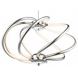 Подвесной светильник GloboСветодиодные<br>Артикул - GB_67823-40H,Бренд - Globo (Австрия),Коллекция - Wave,Гарантия, месяцы - 24,Высота, мм - 1500,Диаметр, мм - 500,Размер упаковки, мм - 590х590х390,Тип лампы - светодиодная [LED],Общее кол-во ламп - 1,Напряжение питания лампы, В - 220,Максимальная мощность лампы, Вт - 40,Лампы в комплекте - светодиодная [LED],Цвет плафонов и подвесок - белый, хром,Тип поверхности плафонов - глянцевый, матовый,Материал плафонов и подвесок - акрил, металл,Цвет арматуры - хром,Тип поверхности арматуры - глянцевый, металлик,Материал арматуры - металл,Возможность подлючения диммера - нельзя,Класс электробезопасности - I,Степень пылевлагозащиты, IP - 20,Диапазон рабочих температур - комнатная температура,Дополнительные параметры - способ крепления светильника к потолку – на монтажной пластине<br>
