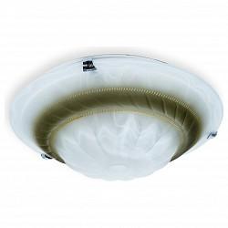 Накладной светильник TopLightКруглые<br>Артикул - TPL_TL9101Y-02BR,Бренд - TopLight (Россия),Коллекция - Clare,Гарантия, месяцы - 24,Диаметр, мм - 300,Размер упаковки, мм - 350x120x350,Тип лампы - компактная люминесцентная [КЛЛ] ИЛИнакаливания ИЛИсветодиодная [LED],Общее кол-во ламп - 2,Напряжение питания лампы, В - 220,Максимальная мощность лампы, Вт - 60,Лампы в комплекте - отсутствуют,Цвет плафонов и подвесок - белый алебастр, желтый, коричневый,Тип поверхности плафонов - матовый, рельефный,Материал плафонов и подвесок - стекло,Цвет арматуры - хром,Тип поверхности арматуры - глянцевый,Материал арматуры - металл,Возможность подлючения диммера - можно, если установить лампу накаливания,Тип цоколя лампы - E27,Класс электробезопасности - I,Общая мощность, Вт - 120,Степень пылевлагозащиты, IP - 20,Диапазон рабочих температур - комнатная температура,Дополнительные параметры - способ крепления светильника к потолку и к стене - на монтажной пластине<br>