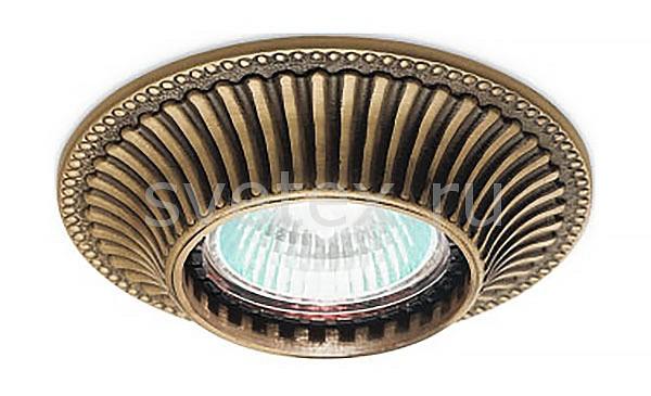 Встраиваемый светильник PossoniПотолочные светильники<br>Артикул - PO_dl_7802_008,Бренд - Possoni (Италия),Коллекция - DL7802,Гарантия, месяцы - 24,Глубина, мм - 65,Диаметр, мм - 100,Тип лампы - галогеновая ИЛИсветодиодная [LED],Общее кол-во ламп - 1,Напряжение питания лампы, В - 220,Максимальная мощность лампы, Вт - 50,Лампы в комплекте - отсутствуют,Цвет арматуры - латунь античная,Тип поверхности арматуры - матовый, металлик, рельефный,Материал арматуры - металл,Возможность подлючения диммера - можно, если установить галогеновую лампу,Форма и тип колбы - полусферическая с рефлектором,Тип цоколя лампы - GU10,Класс электробезопасности - I,Степень пылевлагозащиты, IP - 20,Диапазон рабочих температур - комнатная температура<br>