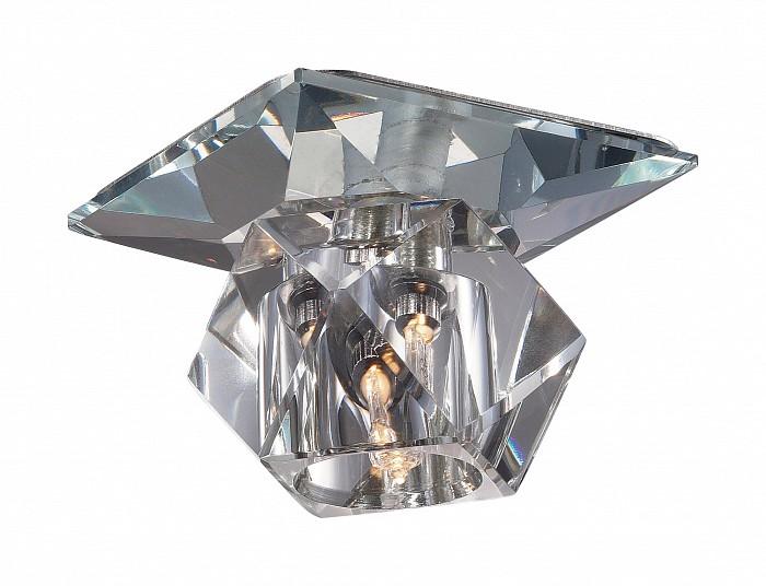 Фото Встраиваемый светильник Novotech Crystal 369422