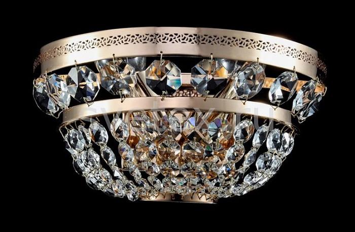 Фото Накладной светильник Maytoni Diamant 4 P700-WB1-G
